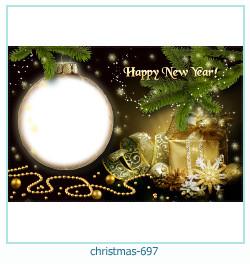 क्रिसमस फोटो फ्रेम 697