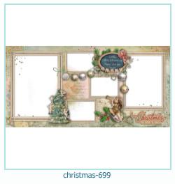 क्रिसमस फोटो फ्रेम 699