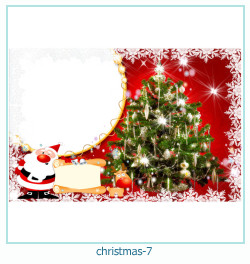 christmas Photo frame 7
