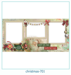 क्रिसमस फोटो फ्रेम 701