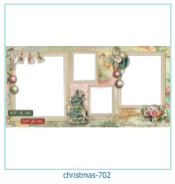 Karácsonyi képkeret 702
