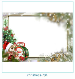 Karácsonyi képkeret 704