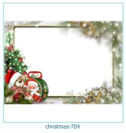 क्रिसमस फोटो फ्रेम 704