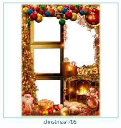 Karácsonyi képkeret 705