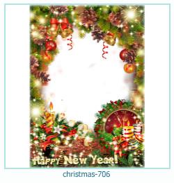 Karácsonyi képkeret 706