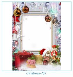 Karácsonyi képkeret 707
