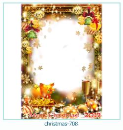 Karácsonyi képkeret 708