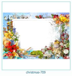 क्रिसमस फोटो फ्रेम 709