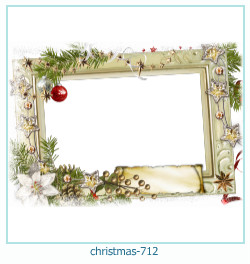 christmas Photo frame 712