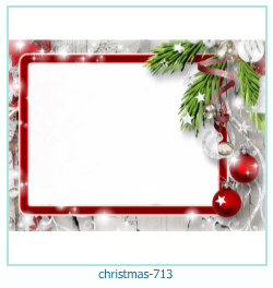 christmas Photo frame 713
