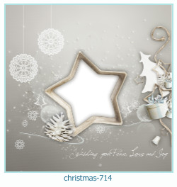 christmas Photo frame 714