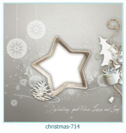 Karácsonyi képkeret 714