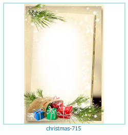 christmas Photo frame 715
