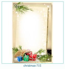 क्रिसमस फोटो फ्रेम 715
