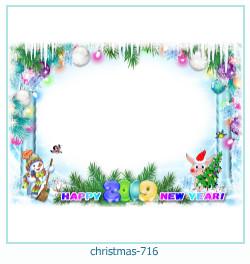 Karácsonyi képkeret 716