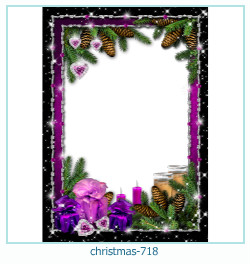 christmas Photo frame 718