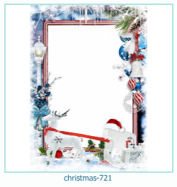 christmas Photo frame 721