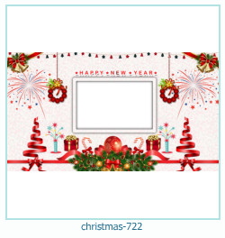 christmas Photo frame 722
