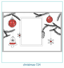 christmas Photo frame 724