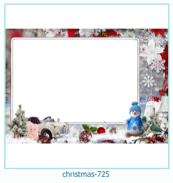 christmas Photo frame 725