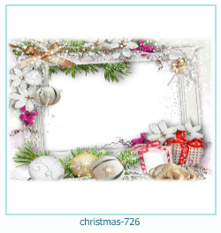 christmas Photo frame 726