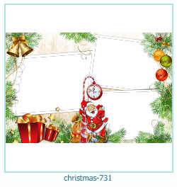 christmas Photo frame 731