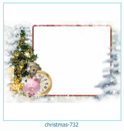 christmas Photo frame 732