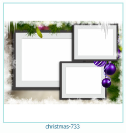 christmas Photo frame 733