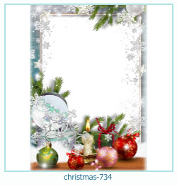 christmas Photo frame 734