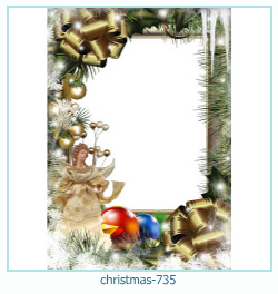 christmas Photo frame 735