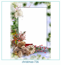 christmas Photo frame 736
