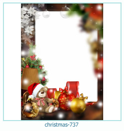 christmas Photo frame 737