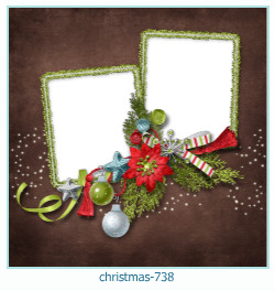 christmas Photo frame 738