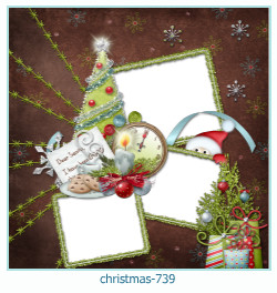 christmas Photo frame 739