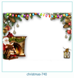 christmas Photo frame 740