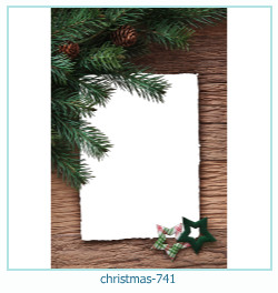 christmas Photo frame 741