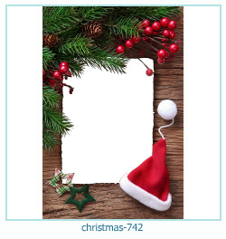 christmas Photo frame 742