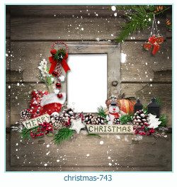 christmas Photo frame 743