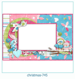 christmas Photo frame 745