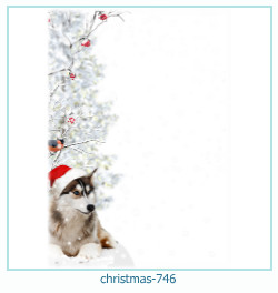 christmas Photo frame 746