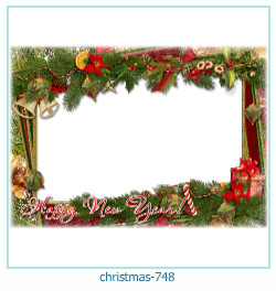 christmas Photo frame 748