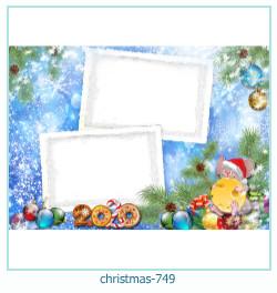 クリスマスフォトフレーム749
