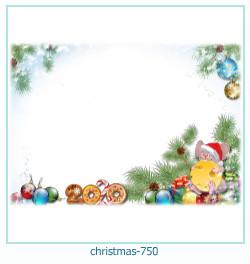 クリスマスフォトフレーム750