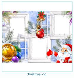 クリスマスフォトフレーム751