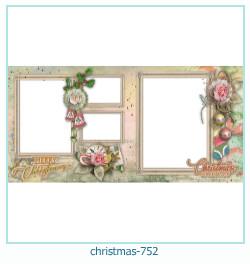 クリスマスフォトフレーム752