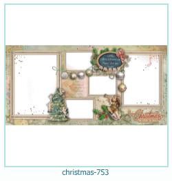 クリスマスフォトフレーム753