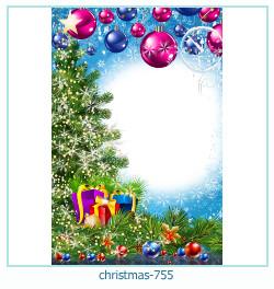 クリスマスフォトフレーム755