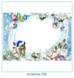 クリスマスフォトフレーム756
