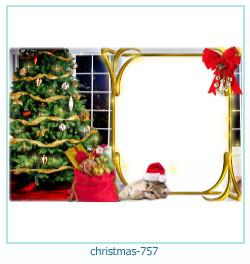 クリスマスフォトフレーム757