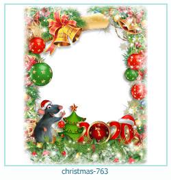 クリスマスフォトフレーム763